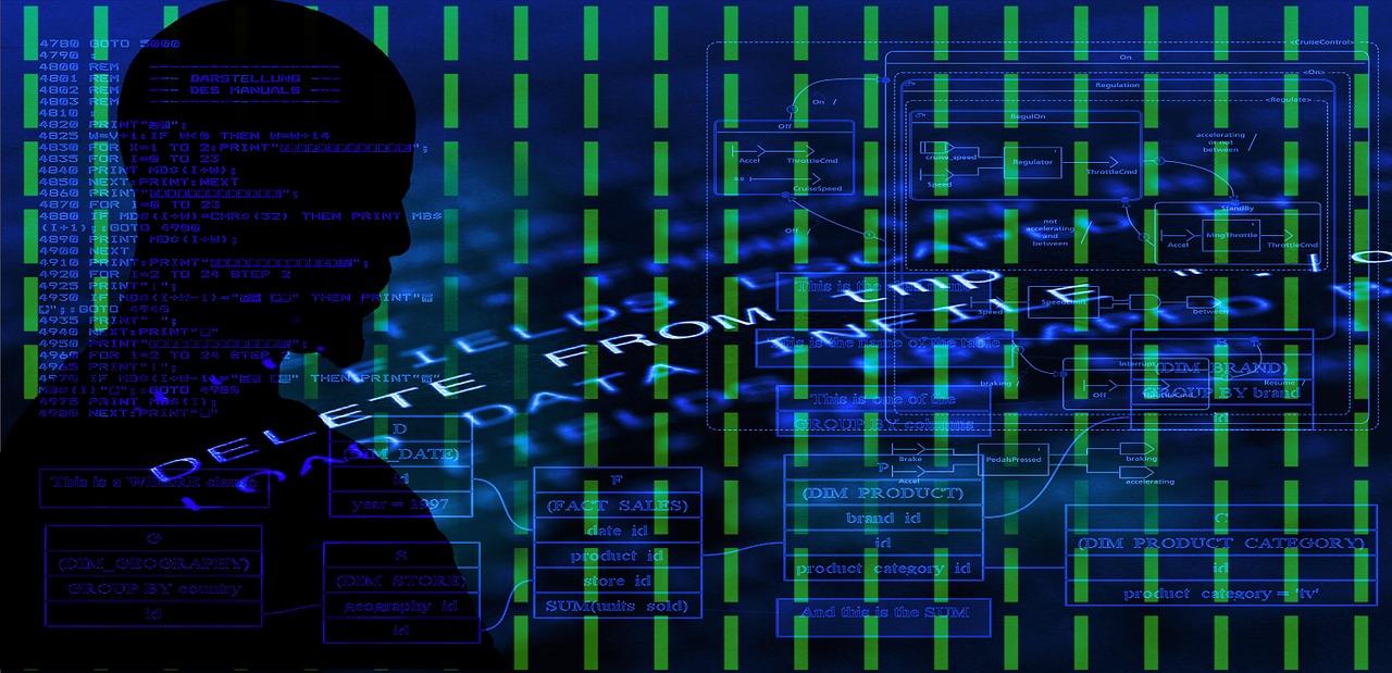 ハッカー サイバー 攻撃 Haker Cyber Attack