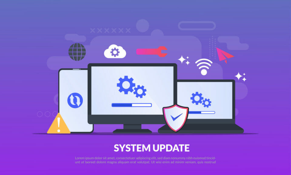 system update patch