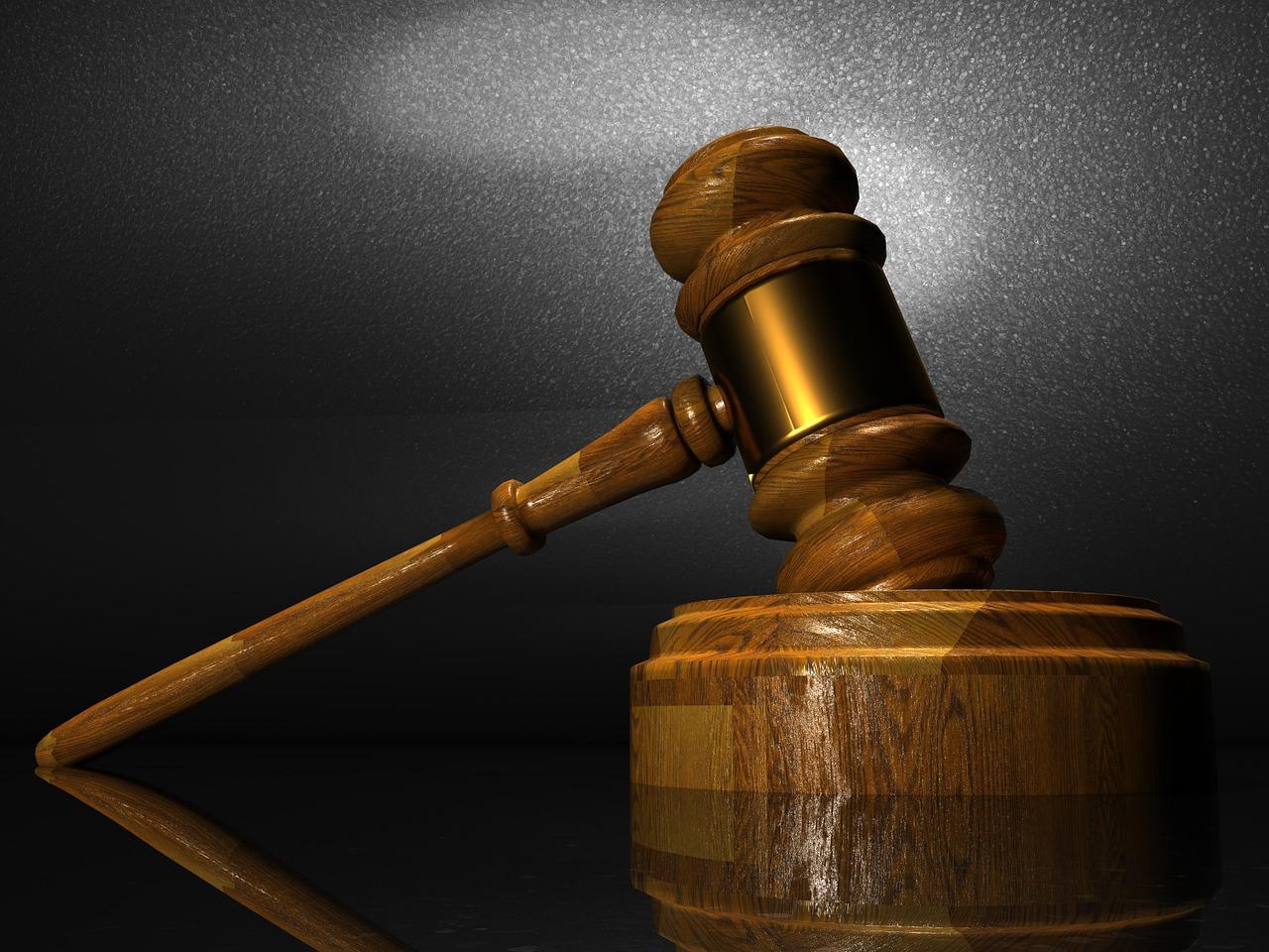 LAW 法律 司法 判決 裁判 訴訟
