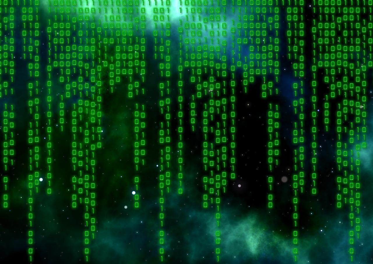 デジタル,Matrix,Prompt,プロンプト,コマンド