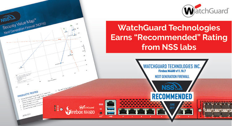 NSS LAB 2017 Rating