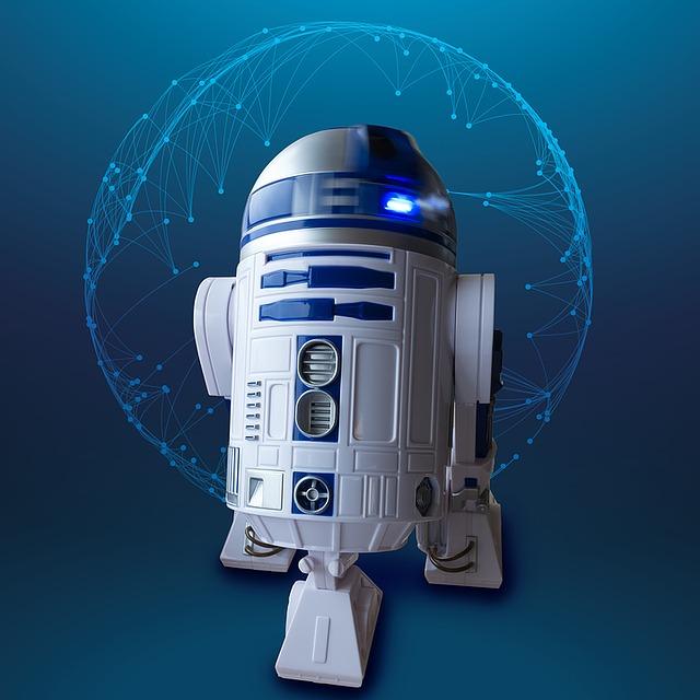 robot starwars r2d2