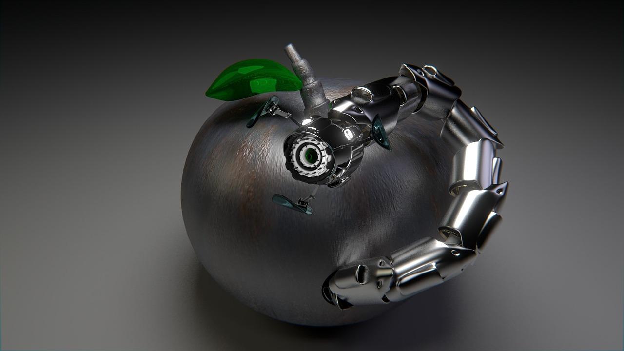 ロボット ワーム バックドア apple worm