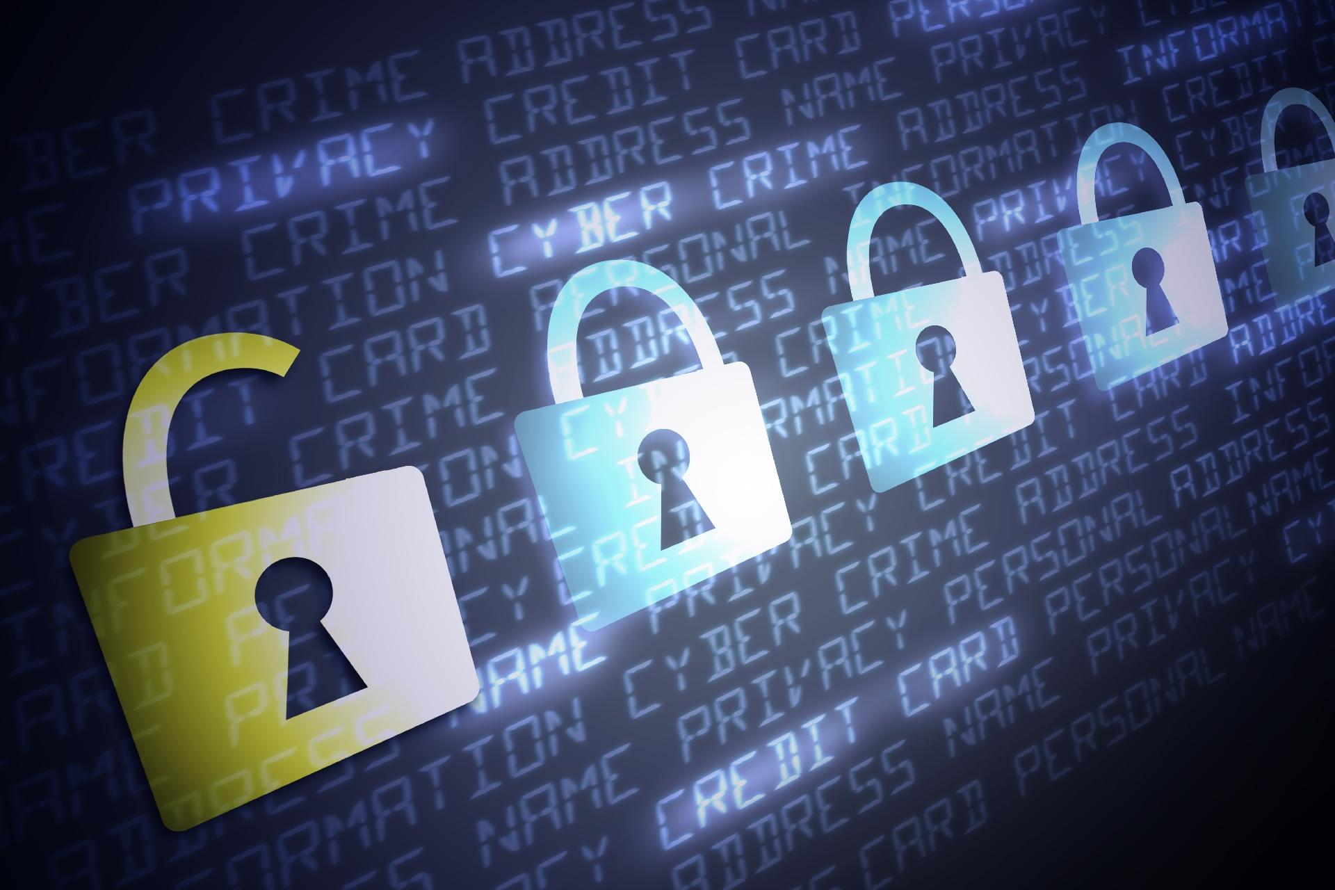鍵 キー アンロック 侵入 漏洩 データ 流出 サイバー攻撃 key